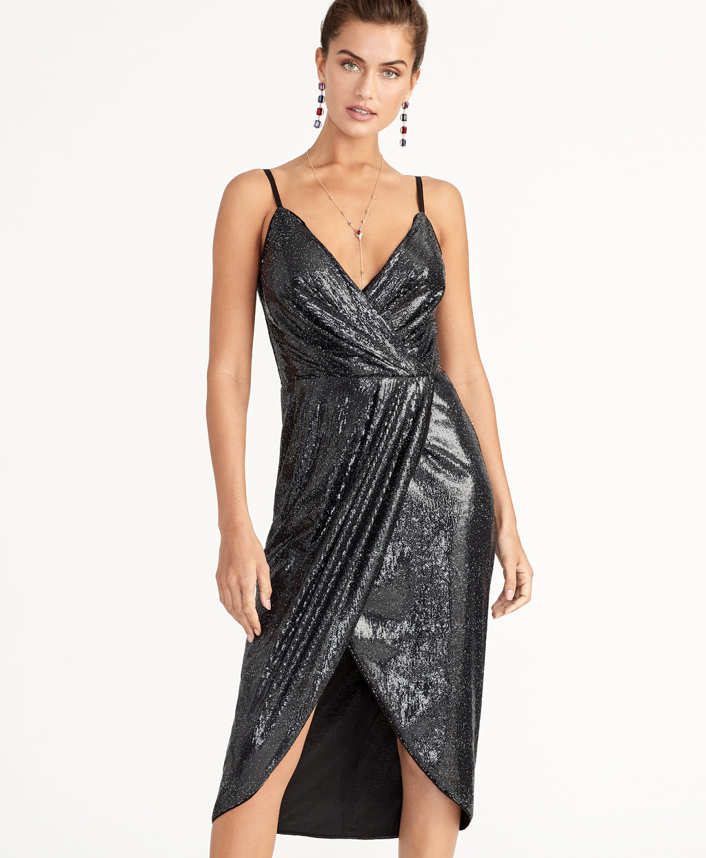 NISHA SEQUIN DRESS | NISHA SEQUIN DRESS