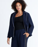 Halo Piped Blazer | Halo Piped Blazer
