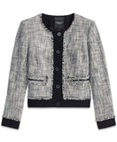 TWEED JACKET | TWEED JACKET