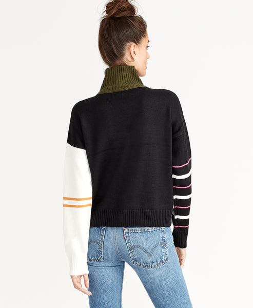 LIBRA TURTLENECK SWEATER