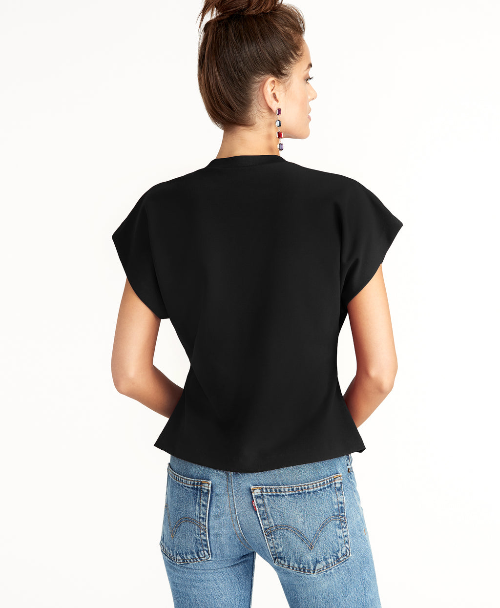 KARLIE TOP | BLACK