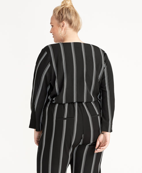 RINA STRIPE TOP