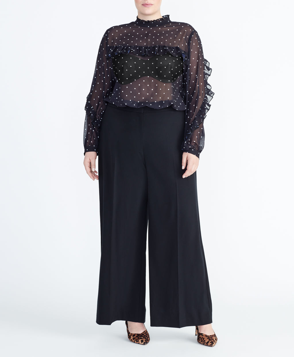DOT BLOUSE | DOT BLOUSE