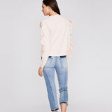Seam Crop Denim | Seam Crop Denim