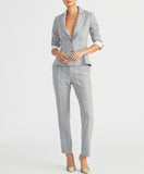 WINDOW PANE TROUSER | WINDOW PANE TROUSER