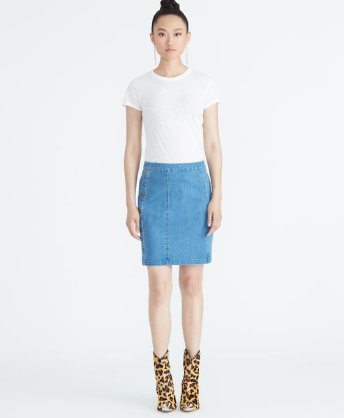 Camella Snap Skirt