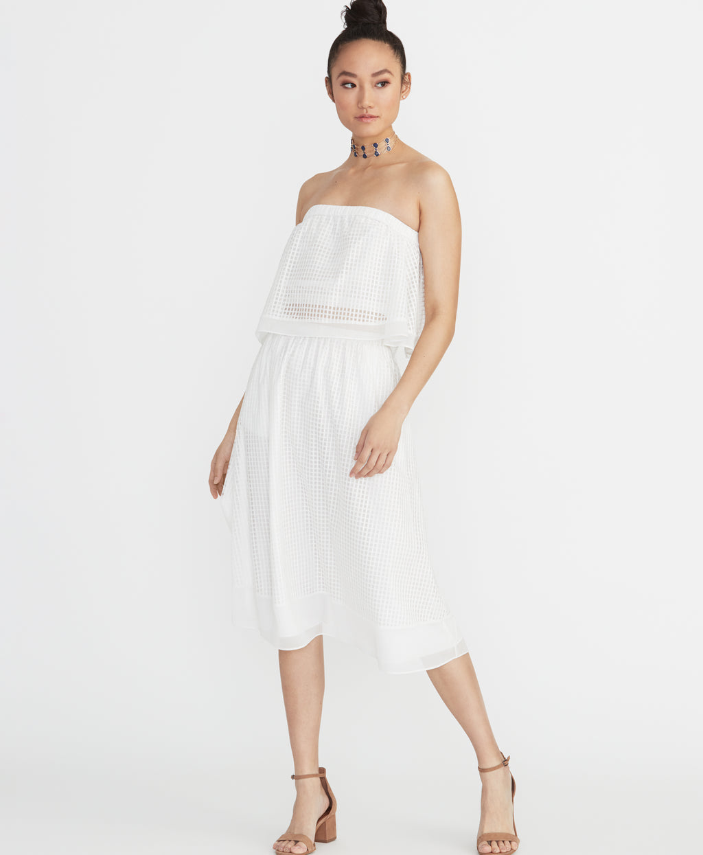 Ilia Grid Skirt | Ilia Grid Skirt