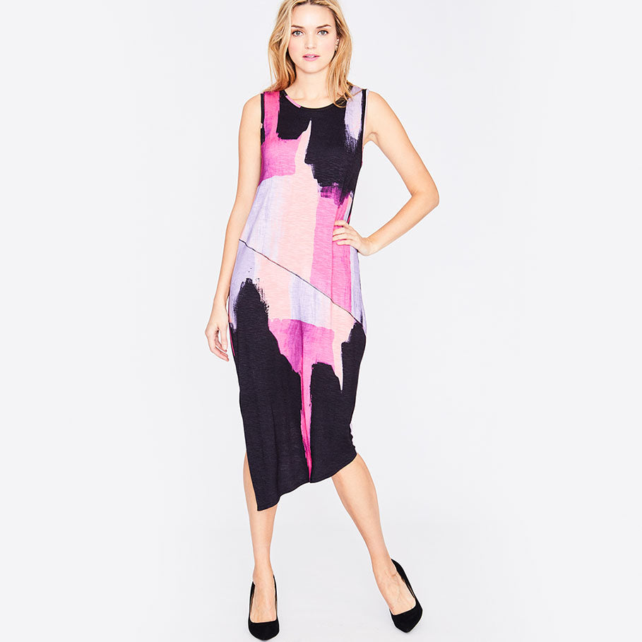 Cosmic Brushstroke Dress | Cosmic Brushstroke Dress