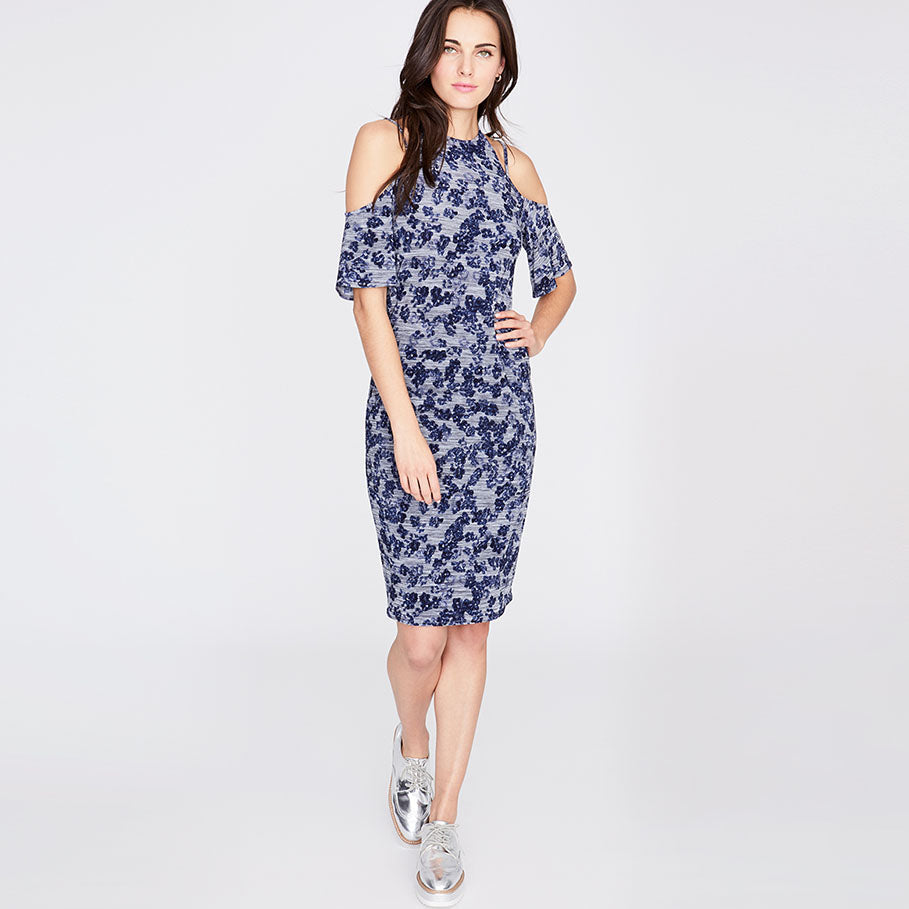 BLOSSOM MIDI DRESS | BLOSSOM MIDI DRESS