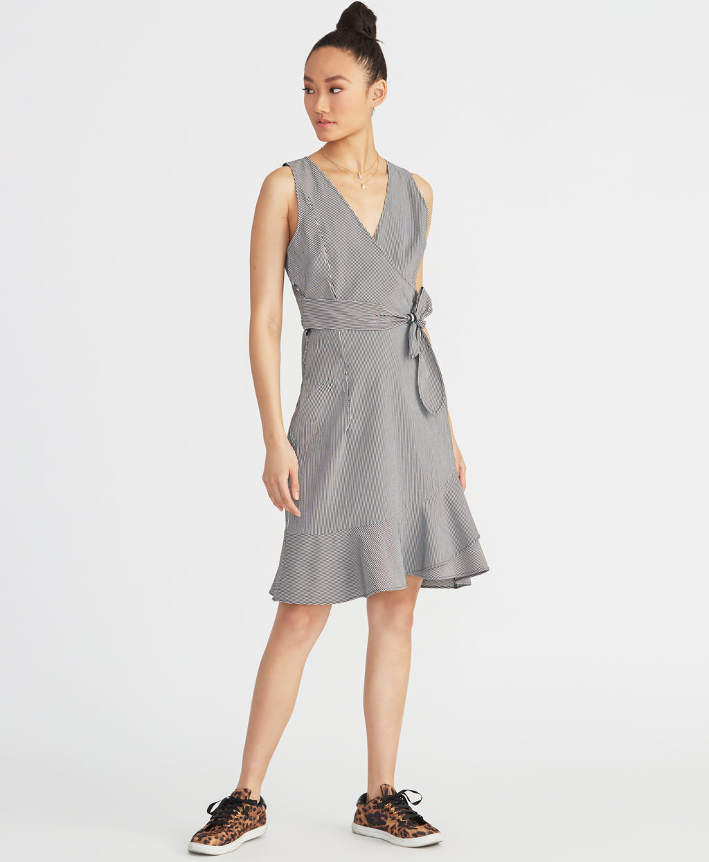 Dawn Wrap Dress | Dawn Wrap Dress