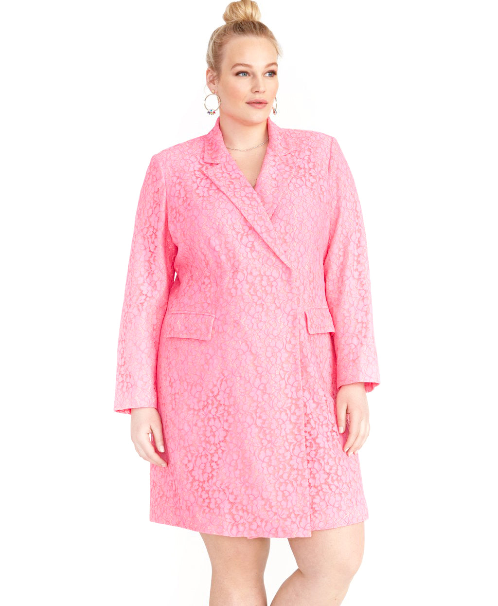 Darla Lace Blazer Dress | Darla Lace Blazer Dress