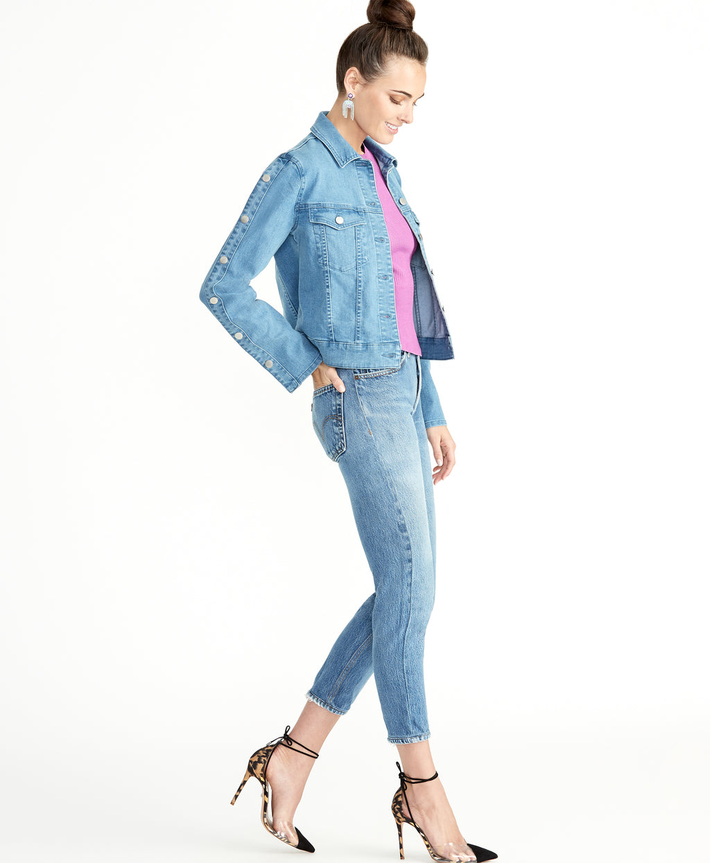 Bobbi Snap Jacket | Bobbi Snap Jacket