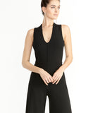 Freya Jumpsuit | Black