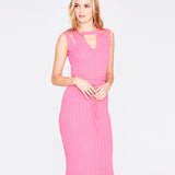 DELILAH DRESS | COSMIC PINK