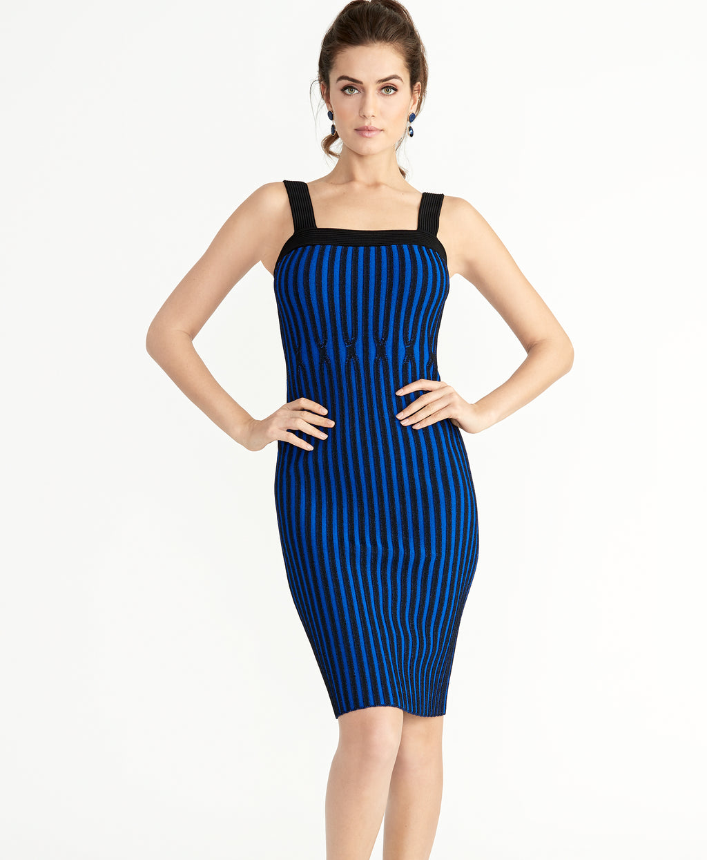 LISA DRESS | ETERNAL BLUE