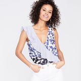 BLOOMING FLORAL TOP | BLOOMING FLORAL TOP