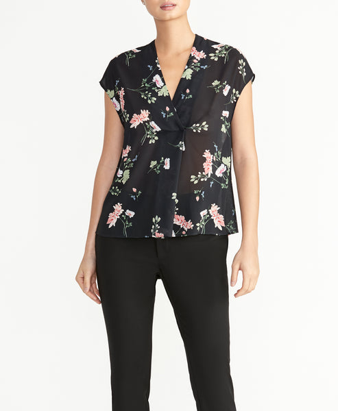 CLASSIC FLORAL T-SHIRT