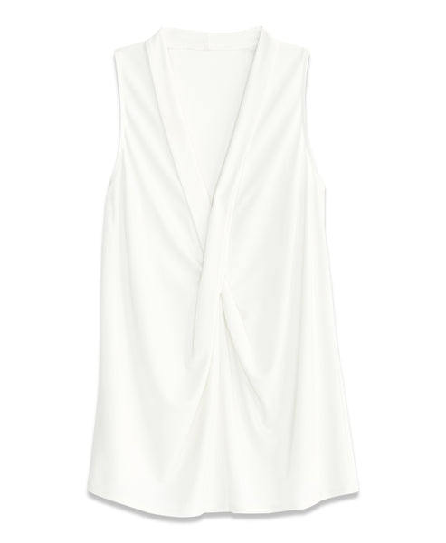 DRAPED FRONT CAMI