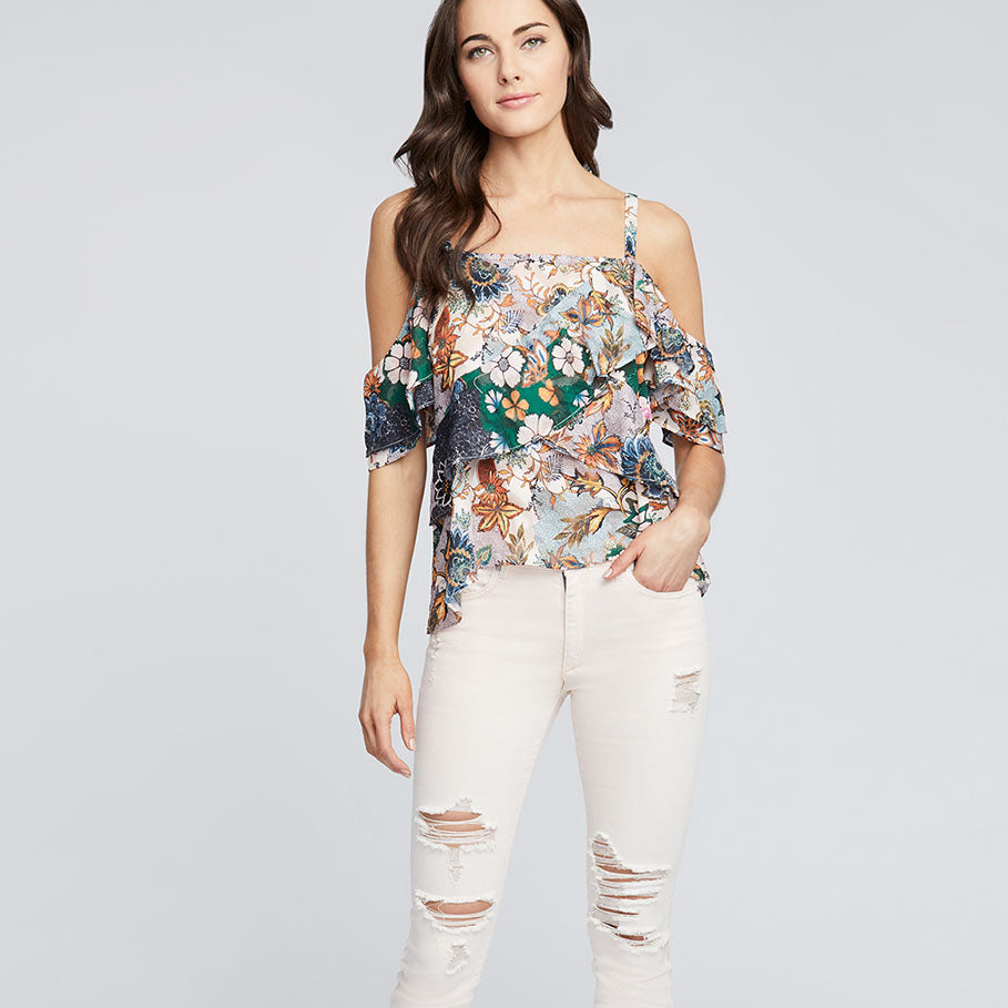 CARNATION DESTRUCTED ICON SKINNY | CARNATION DESTRUCTED ICON SKINNY