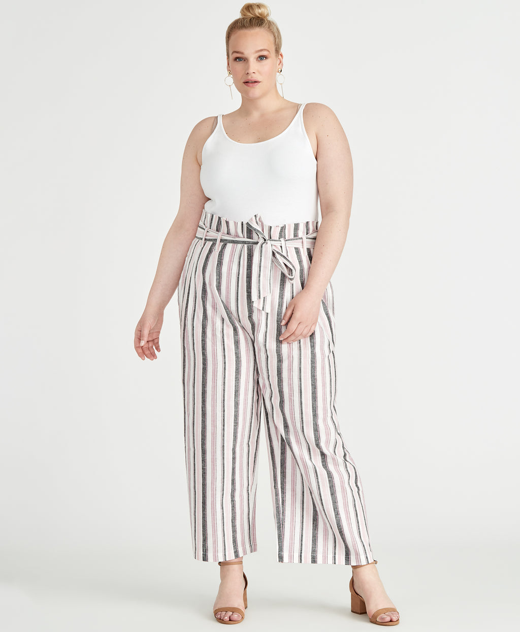 NANCY PAPERBAG PANT | NANCY PAPERBAG PANT