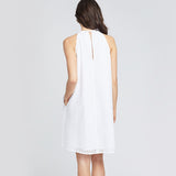 Sabine Swing Dress | TRUE WHITE