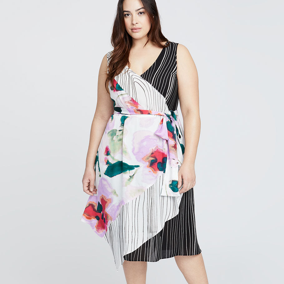 AMALFI WRAP DRESS | AMALFI WRAP DRESS