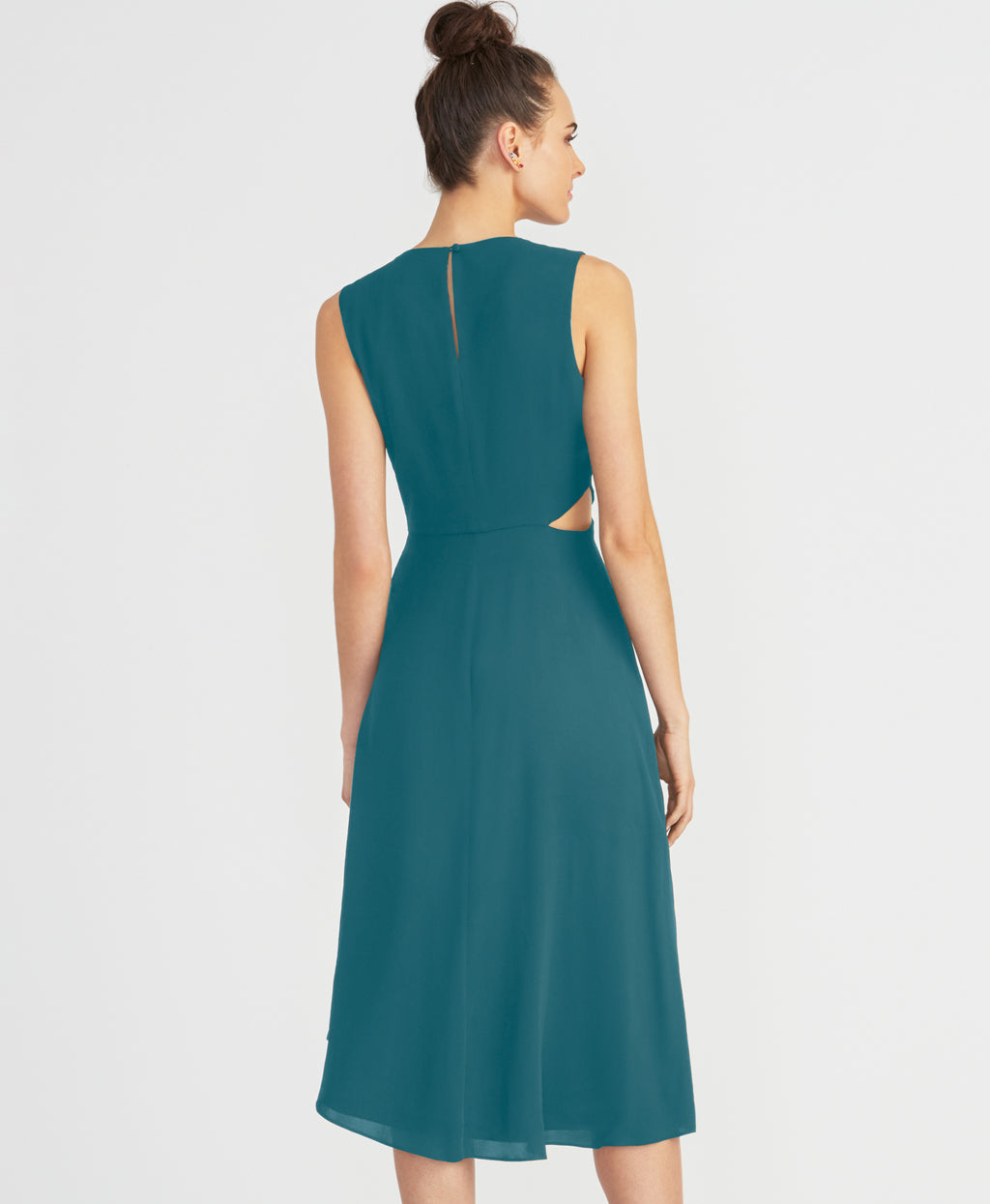 Noemie Bodice Dress | Peacock