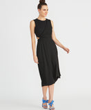 Noemie Bodice Dress | Black