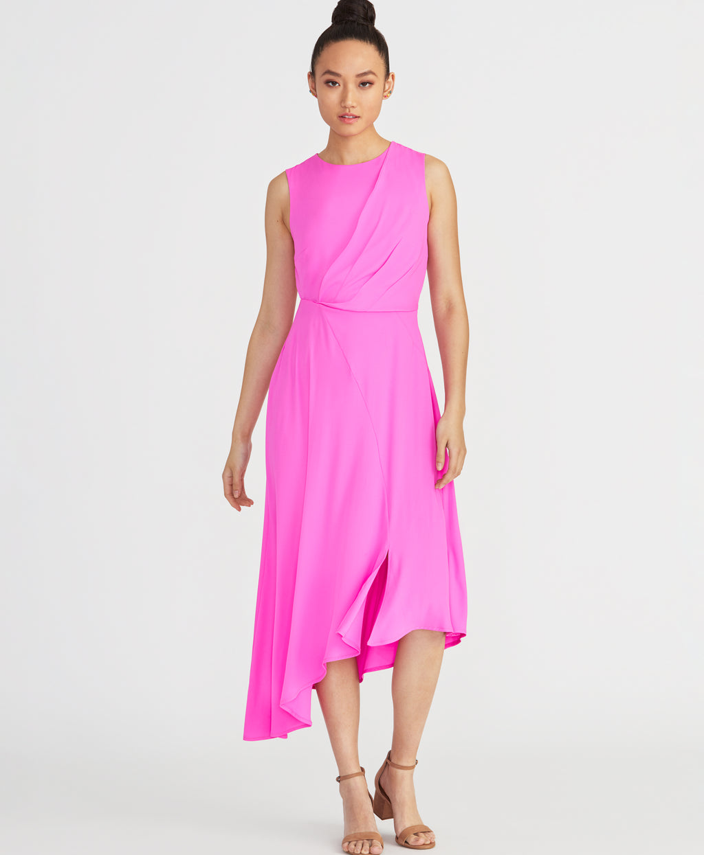 Noemie Bodice Dress | Paradise Pink