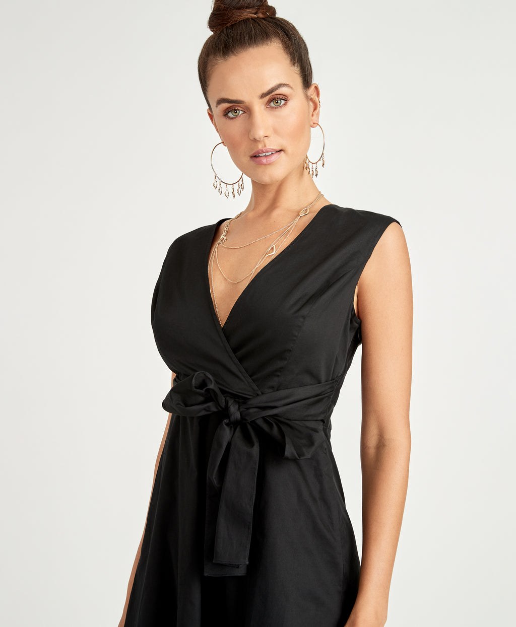 Pearl Dress | Black