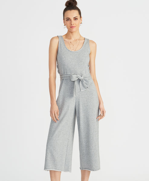 Natia Lace Up Jumpsuit