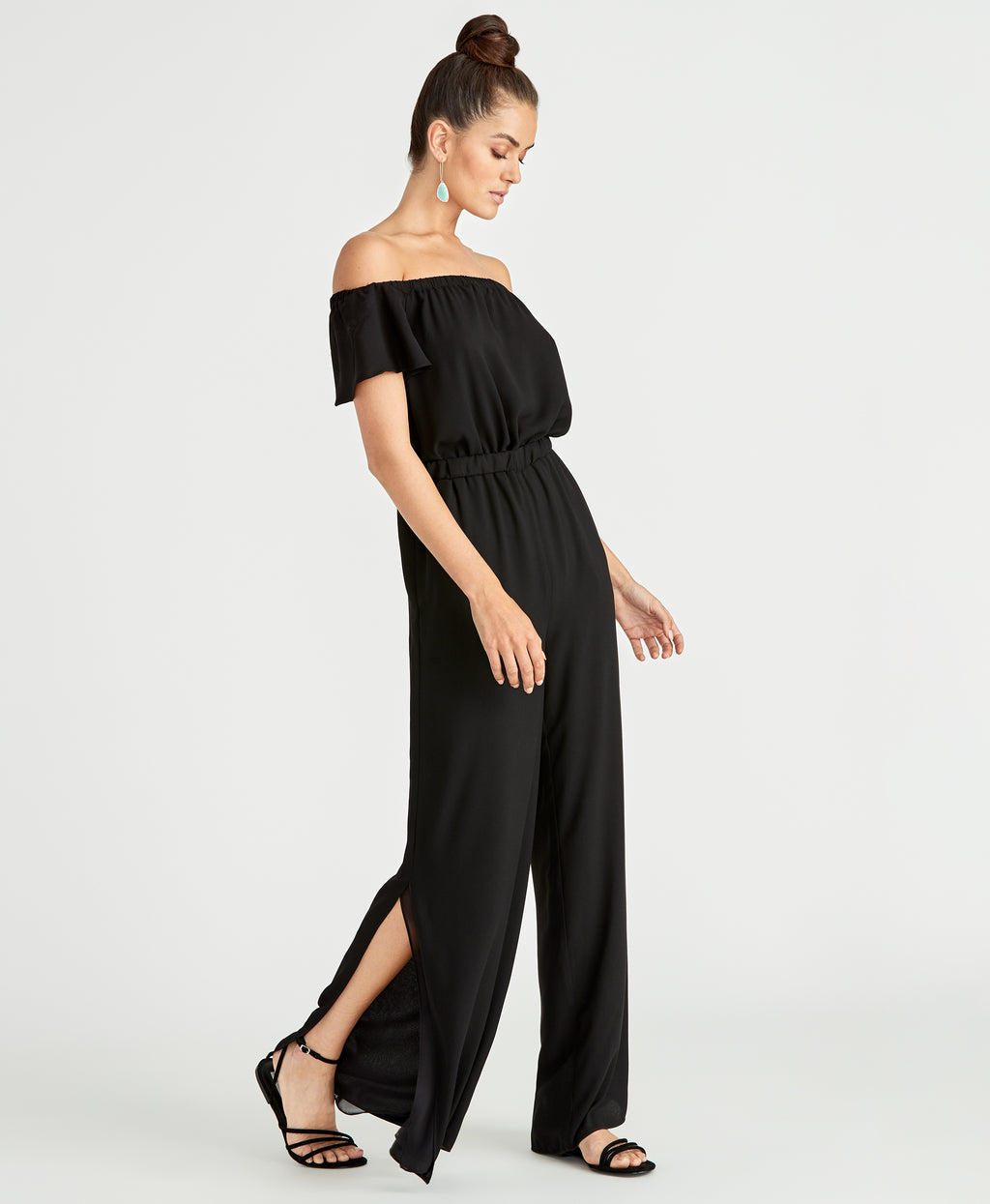 Novia Jumpsuit | Black