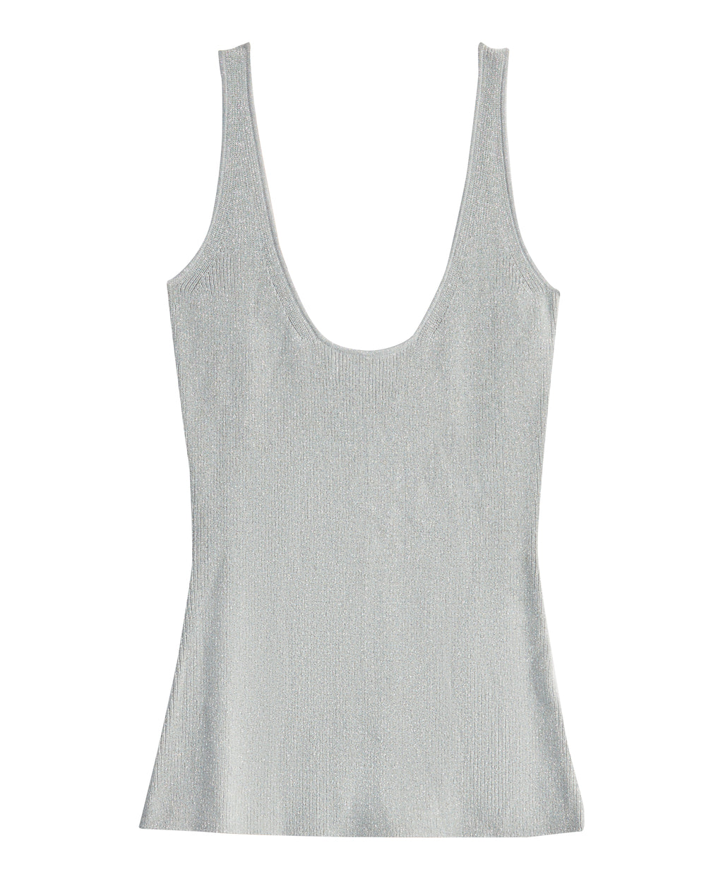 Metallic Sweater Tank | Metallic Sweater Tank