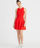 Liliana Dress | Radiant Red