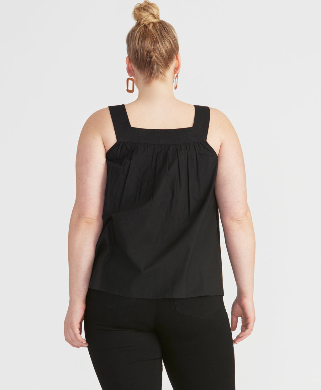 Caterina Tank | Black