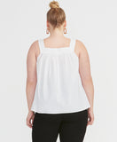 CATERINA TANK | WHITE