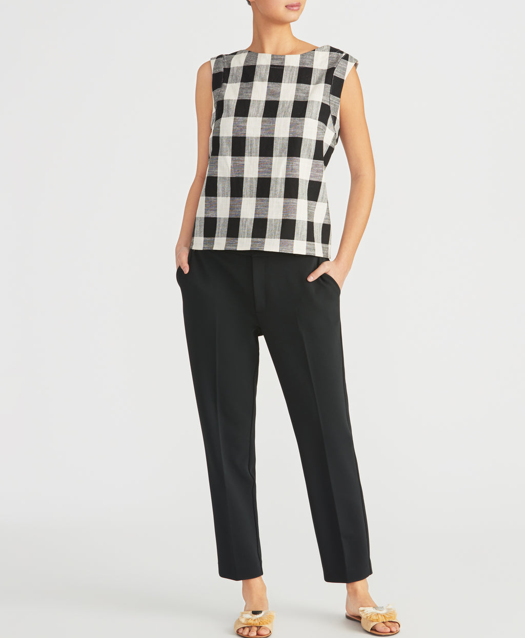 Gingham Top | Gingham Top
