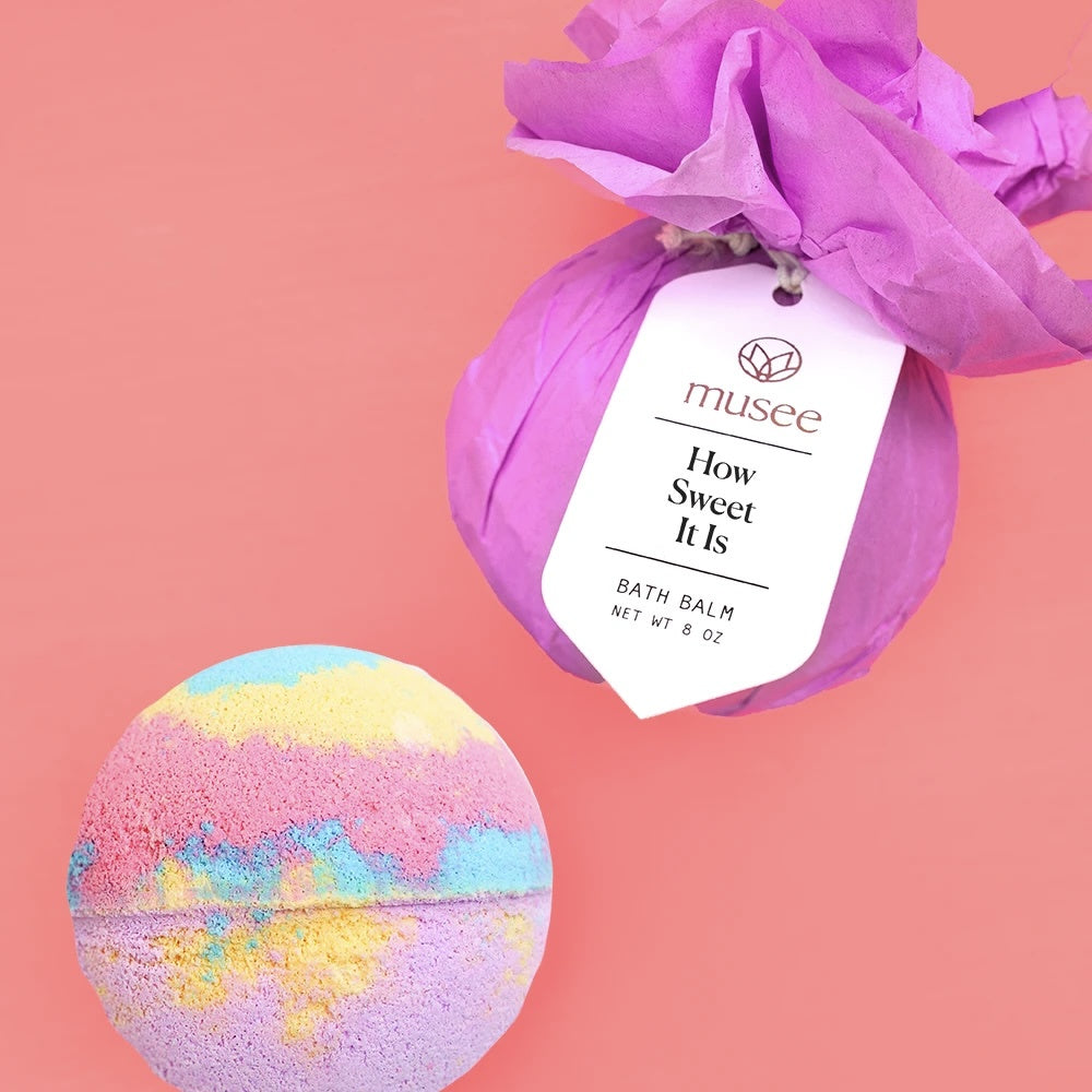 Musee How Sweet It Is Bath Bomb