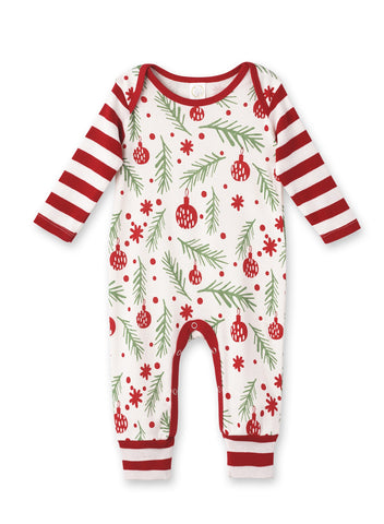 Branches & Bulbs Romper