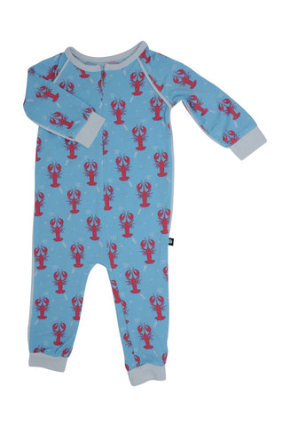 Sweet Bamboo Lobster Romper