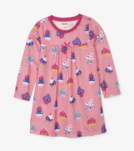 Dancing Cupcakes Nightdress