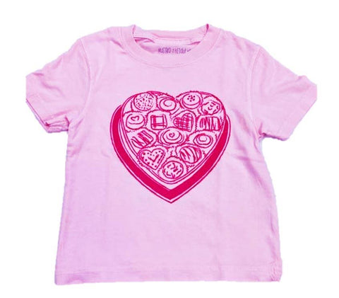 Chocolate Heart Tee