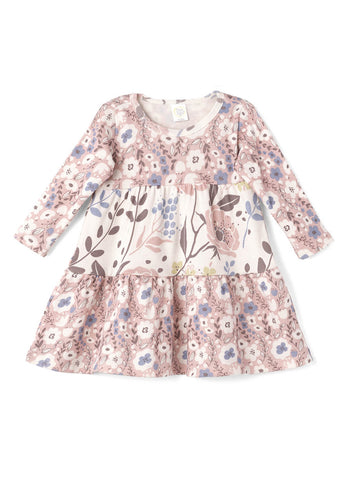 Pretty Posies Baby Dress