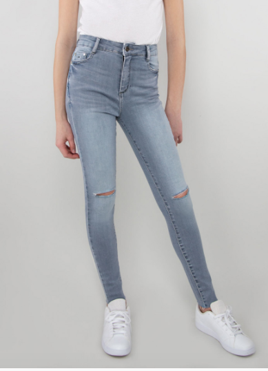 Tractr Ultra High Rise Skinny
