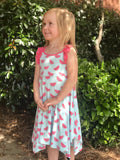 Sweet Bamboo Watermelon Dress