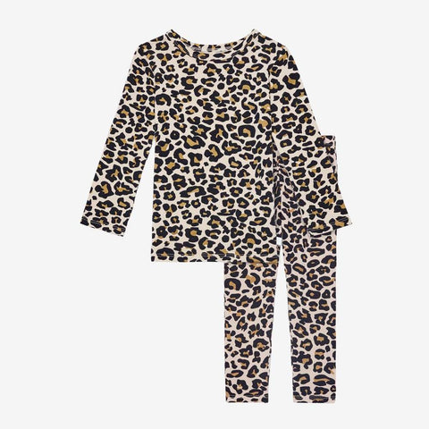 Lana Leopard Toddler Pajamas