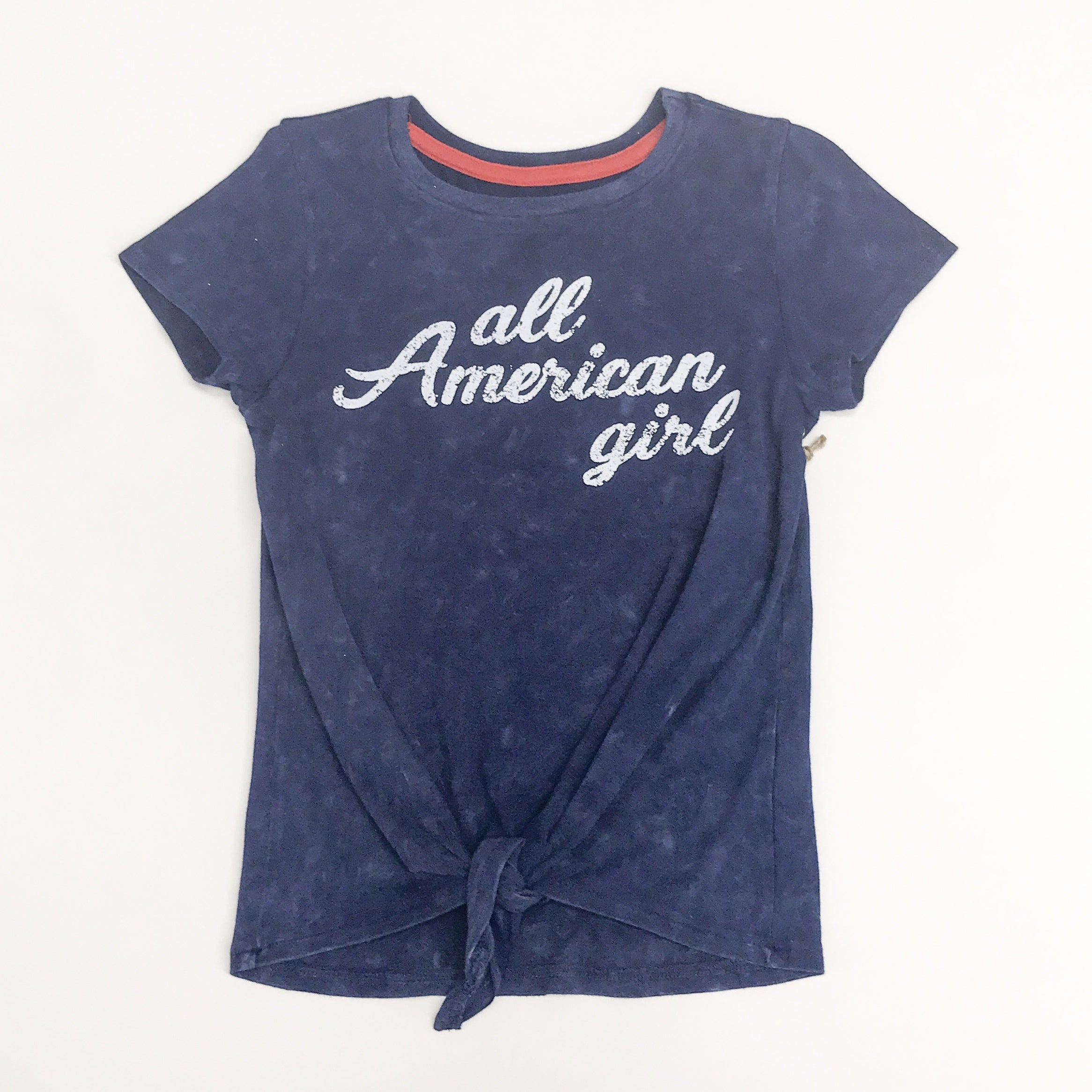 All American Girl Tie Top