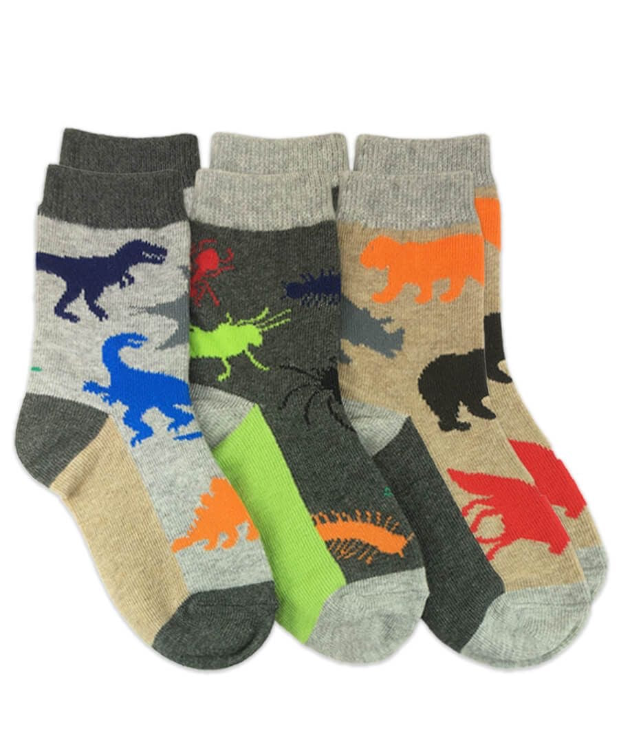 Jefferies Land Animal Socks