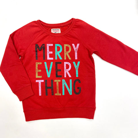 Merry Everything Sweatshirt