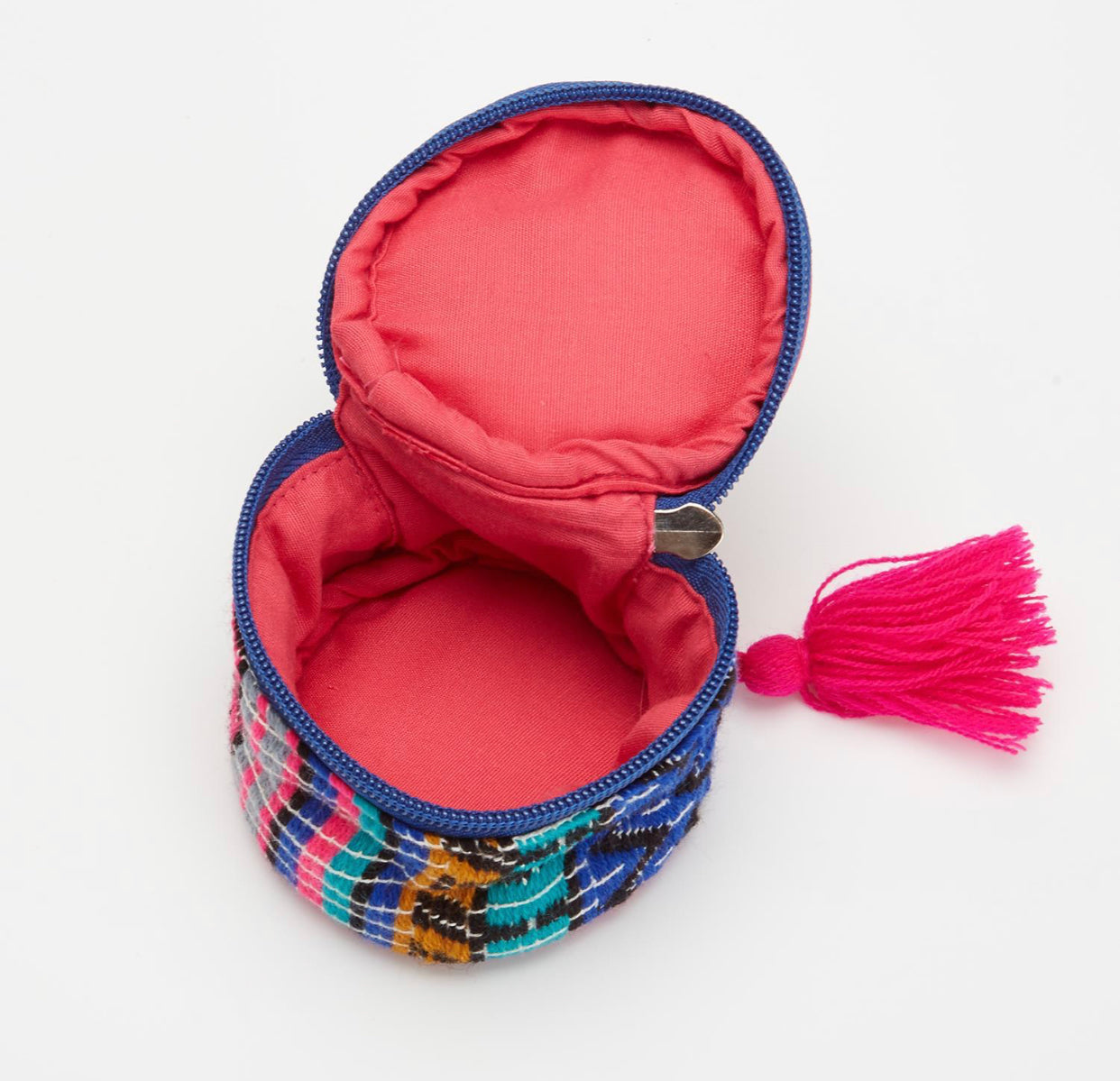 Multi Color Travel Pouch
